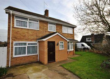 Thumbnail 5 bed detached house for sale in Landcross Drive, Abington, Northampton