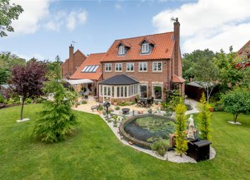 Thumbnail 6 bed detached house for sale in Manor View, Caunton, Newark, Nottinghamshire