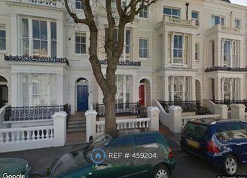 3 bed maisonette to rent in Buckingham Road, Brighton BN1
