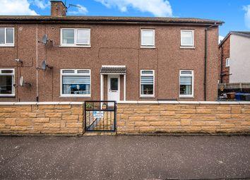 Thumbnail 3 bed flat for sale in Jubilee Crescent, Gorebridge, Midlothian