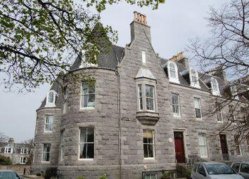 Thumbnail 3 bed flat to rent in Sillerton House, 15 Albyn Terrace, Aberdeen