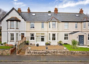East Budleigh Road, Budleigh Salterton EX9. 4 bed terraced house