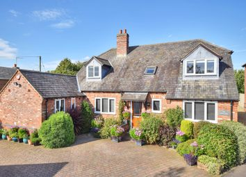 Thumbnail 4 bed detached house for sale in Baggrave End, Barsby, Leicester