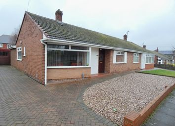 Thumbnail 2 bed bungalow for sale in Welbeck Avenue, Newton-Le-Willows