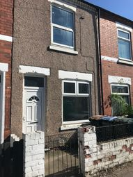 Thumbnail 2 bed terraced house to rent in Somerset Road, Coventry