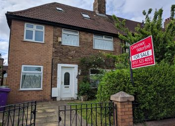 Thumbnail 4 bed semi-detached house for sale in Long Lane, Walton, Liverpool