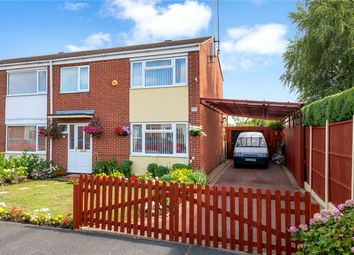 Thumbnail 3 bed semi-detached house for sale in California Road, Farndon, Newark