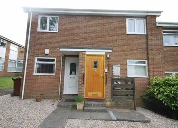 Thumbnail 2 bed flat to rent in Allerdean Close, Newcastle Upon Tyne