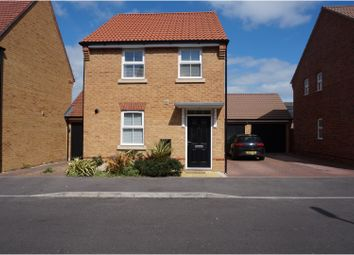 Thumbnail 3 bed detached house for sale in Athens Way, Waterlooville