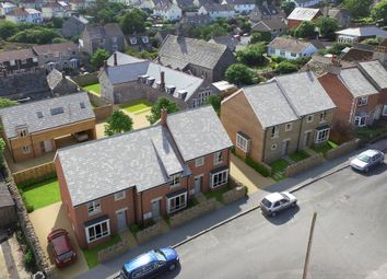 Thumbnail 2 bed terraced house for sale in Jubilee Road, Swanage