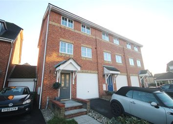 Thumbnail 3 bed end terrace house for sale in Parkside Place, Staines, Middlesex