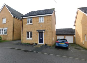 3 bed link-detached house for sale in Goosander Road, Stowmarket IP14