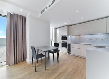 Thumbnail 1 bedroom flat to rent in Haydn Tower, Nine Elms Point, London