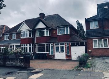 Thumbnail 1 bed flat to rent in Bromford Road, Birmingham