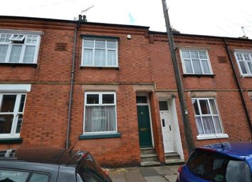 Thumbnail 3 bed terraced house to rent in Howard Road, Clarendon Park, Leicester