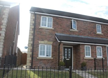 Thumbnail 3 bed semi-detached house for sale in Cysgod Y Gors, Gorslas, Llanelli