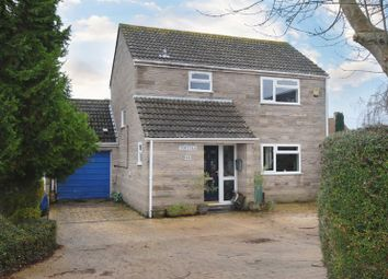 Thumbnail 3 bed detached house for sale in King Ina Road, Somerton