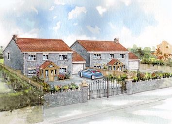 Thumbnail 4 bed detached house for sale in Poundway, Muchelney, Langport