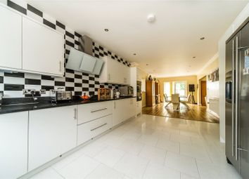 Thumbnail 5 bedroom detached house for sale in Copperbeech Close, Borden Lane, Sittingbourne, Kent