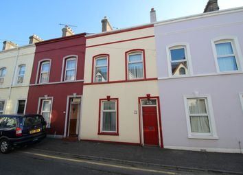 Thumbnail 4 bed terraced house for sale in Beatrice Road, Bangor