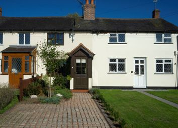 Thumbnail 2 bed cottage for sale in Middle Cottage, 80 Brewood Road, Coven, Wolverhampton