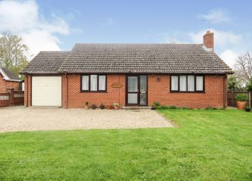 3 bed detached bungalow for sale in Mill Road, Occold, Eye IP23