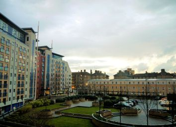 Thumbnail 1 bed flat for sale in Galaxy Building, Crews Street, Isle Of Dogs, London.