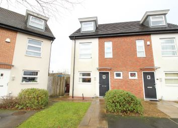 Thumbnail 4 bedroom semi-detached house for sale in Ivy Graham Close, Manchester, Greater Manchester