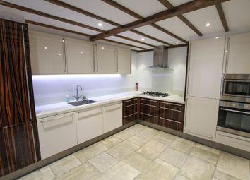 Thumbnail 3 bed flat to rent in High Street, Chobham, Woking