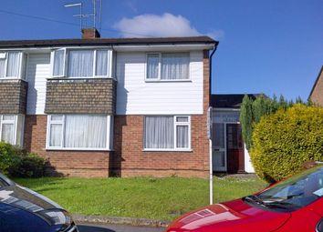 Thumbnail 2 bed maisonette to rent in Lexington Close, Borehamwood, Hertfordshire