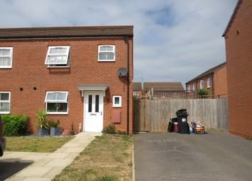 Thumbnail 3 bed end terrace house for sale in Great Field Drive, Warwick