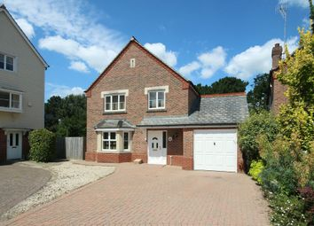 Thumbnail 4 bedroom detached house for sale in Deer Way, Horsham