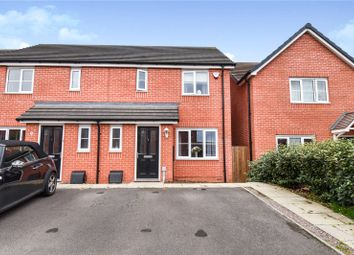 Thumbnail 3 bed semi-detached house for sale in Arena Avenue, Coventry
