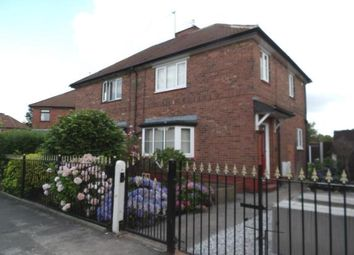 Thumbnail 3 bedroom semi-detached house for sale in Milner Avenue, Broadheath, Altrincham, Greater Manchester