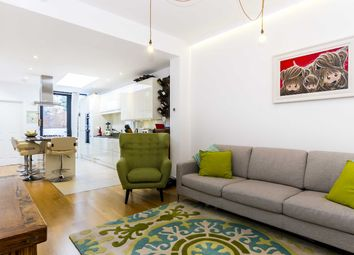 Thumbnail 2 bed flat for sale in Upham Park Road, London