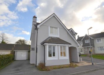 Thumbnail 4 bedroom detached house for sale in Tinney Drive, Truro