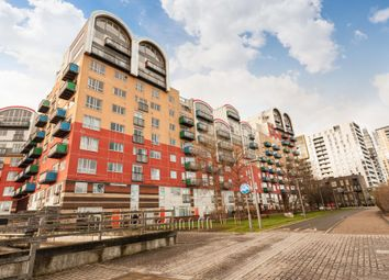 Thumbnail 3 bed flat for sale in Mudlarks Boulevard, London