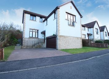 Thumbnail 4 bedroom detached house for sale in Meadowside Road, Cupar