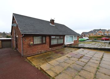 Thumbnail 2 bed semi-detached bungalow for sale in Foxdale Grove, Preston, Lancashire