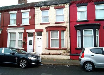 Thumbnail 2 bed terraced house for sale in Ennismore Road, Liverpool