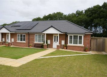 Thumbnail 2 bed semi-detached bungalow for sale in Magdalene Court, Wooler, Northumberland