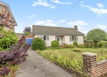 Thumbnail 2 bed detached bungalow for sale in Selborne Close, Petersfield