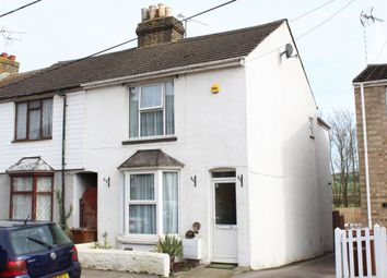 Thumbnail 2 bed end terrace house for sale in Essex Road, Halling
