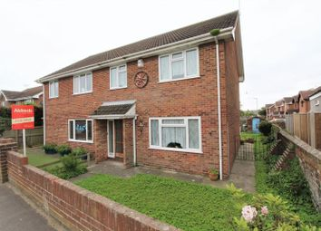 Thumbnail 3 bed semi-detached house for sale in Beach Road, Caister-On-Sea, Great Yarmouth