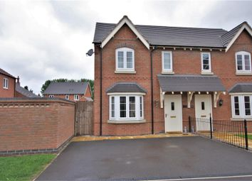 Thumbnail 3 bedroom semi-detached house for sale in George Avenue, Ibstock