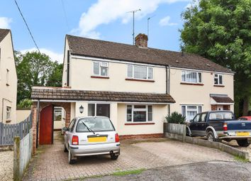 Thumbnail 3 bed semi-detached house for sale in Wootton, Oxfordshire OX13,