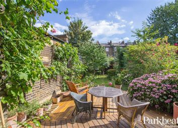 Thumbnail 3 bed flat to rent in Goldhurst Terrace, South Hampstead, London