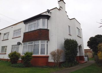 Thumbnail 2 bed maisonette to rent in St. Pauls Road, Clacton-On-Sea