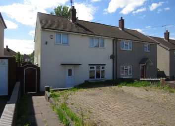 Thumbnail 3 bed semi-detached house for sale in Attlee Road, Bentley, Walsall
