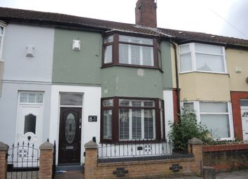 Thumbnail 2 bed terraced house for sale in Empress Road, Anfield, Liverpool